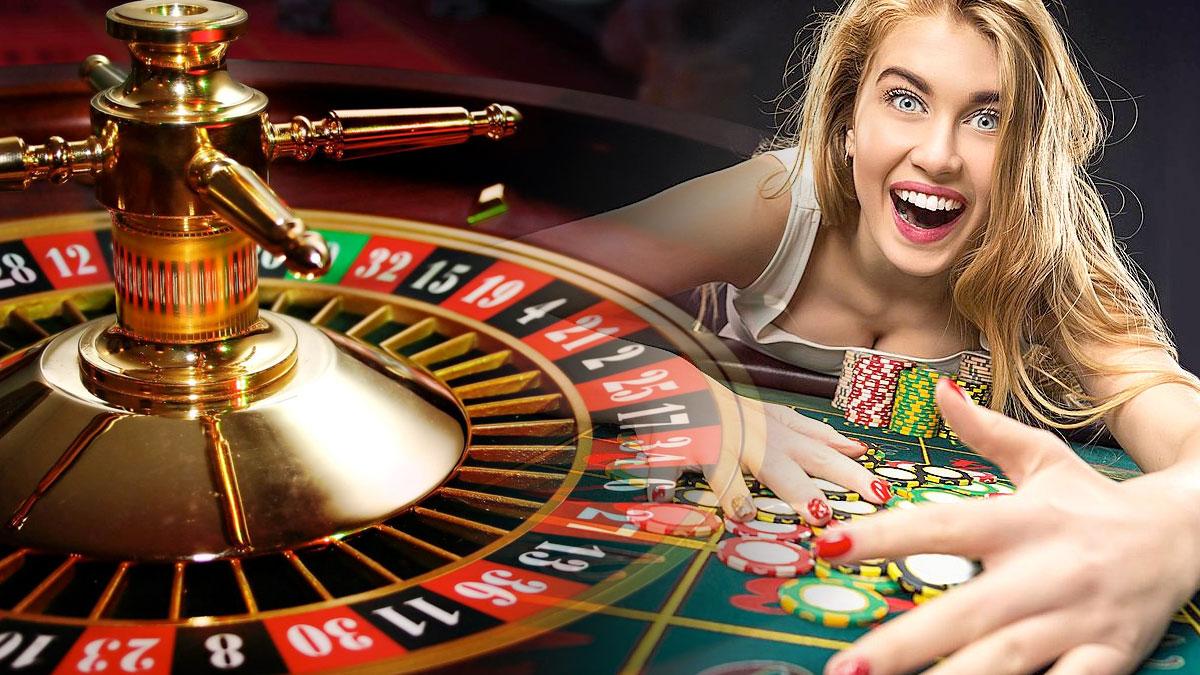 mulher venceu truques de cassino