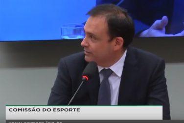 A lei que autoriza cassinos no Brasil está em processo
