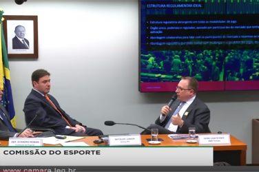 Lei que autoriza cassinos no Brasil e mexe competidores