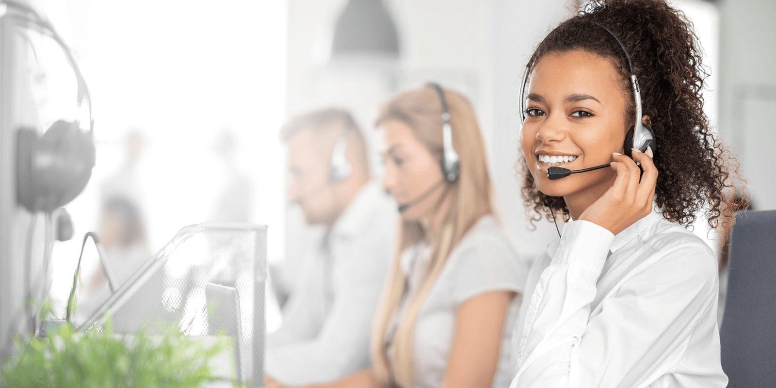 atendimento ao cliente por telefone
