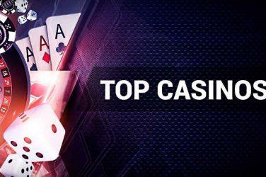 top 5 cassinos online