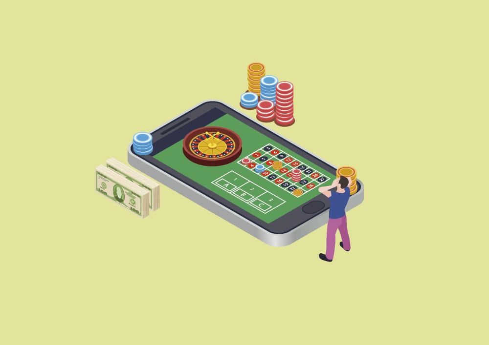 Roleta online casinos brasil