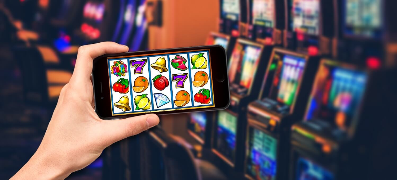 Slots online caca niqueis