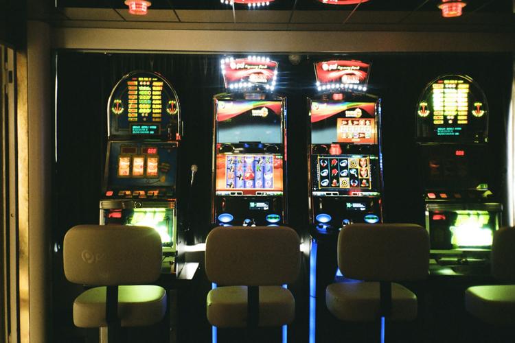 Maquinas de Slot para jogar em cassinos